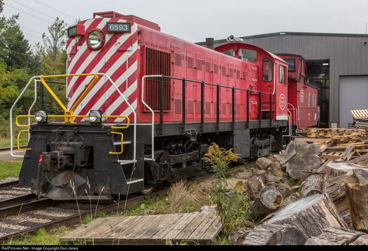 RailPictures.Net Photo: WCR 6593 Waterloo Central Railway Alco S3 at St. Jacobs, Ontario, Canada by Don Janes