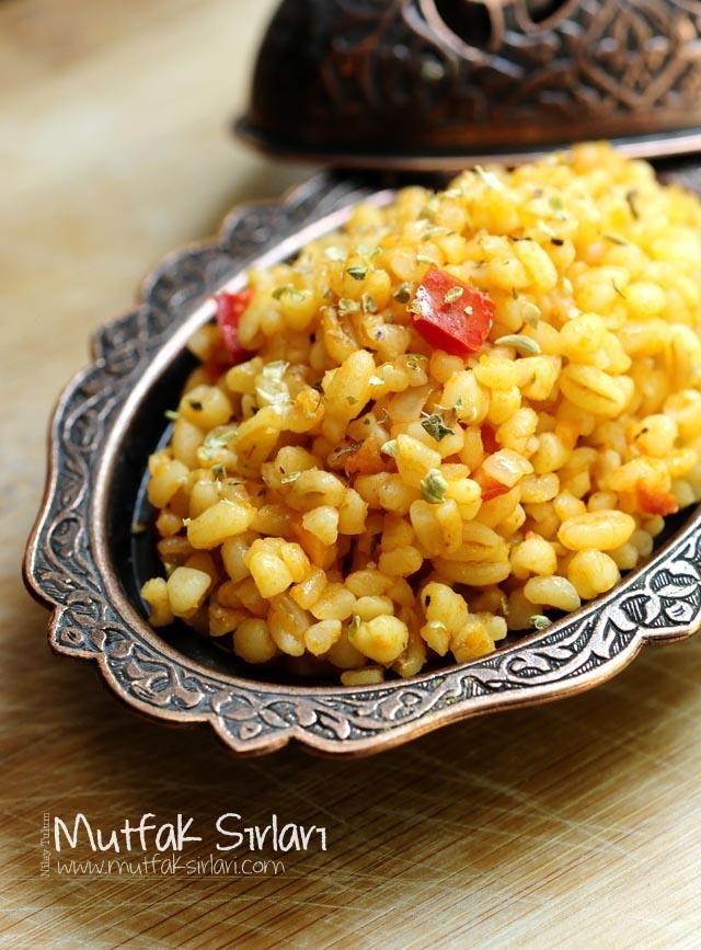Bulgur Pilavı Tarifi | Mutfak Sırları