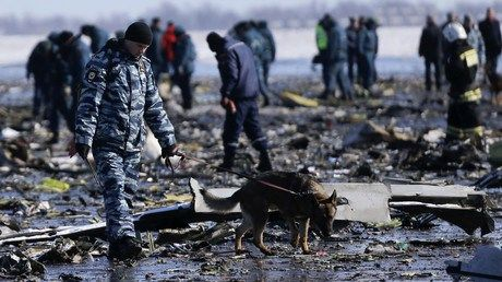 Flydubai plane piloted into ground at 600kph flight records show http://ift.tt/25P0WsM   Flydubai flight FZ981 was on manual control when the cabin crew apparently sent it into a nosedive resulting in a fatal crash in Russia investigators have reported citing flight recorder data. The plane hit the ground at 600kph and was at an angle of 50 degrees.Read Full Article at RT.com Source : Flydubai plane piloted into ground at 600kph flight records show  The post Flydubai plane piloted into…