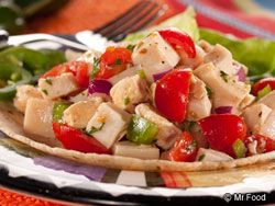 Southwestern Chicken Salad...listed as a diabetic friendly recipe