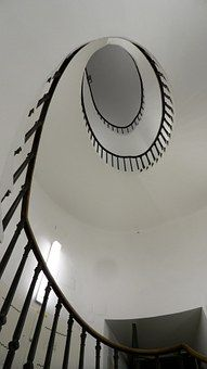 Stairs, Spiral, Winding Stairs