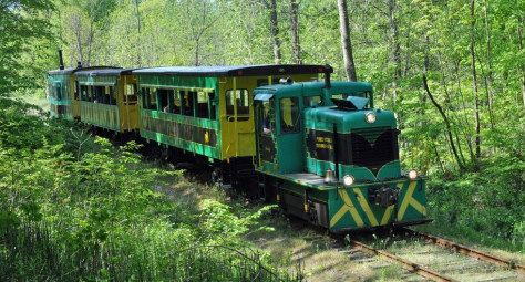 Come ride the train! Port Stanley