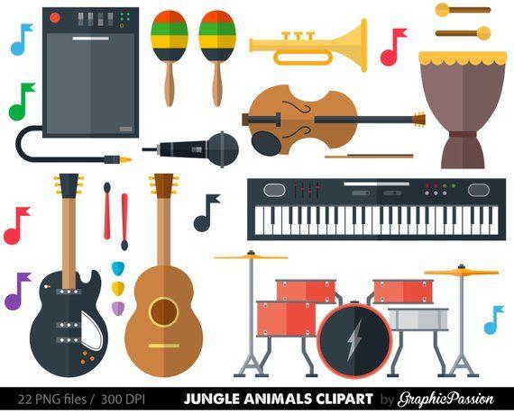 Musical Instrument Clipart Clip Art Music Clipart Music Clip Art Kids Musical Instruments Clipart Sc Music Clipart Clip Art Musical Instruments Clipart
