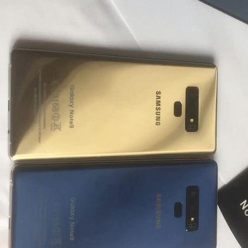New Replica/Clone Galaxy Note9/Note 9 Real 6 3 Inch Full Screen