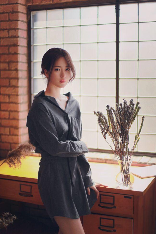 缘尺度采集到milkcocoa~윤선영尹善英(953图)_花瓣服装