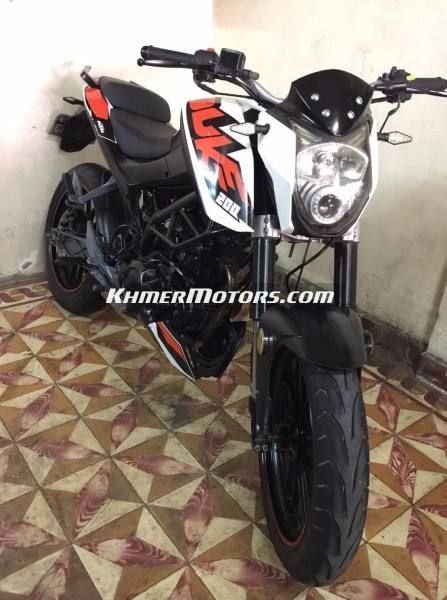 Duke 200cc 2015 Sport Bikes Motorcycles For Sale Used Motorcycles