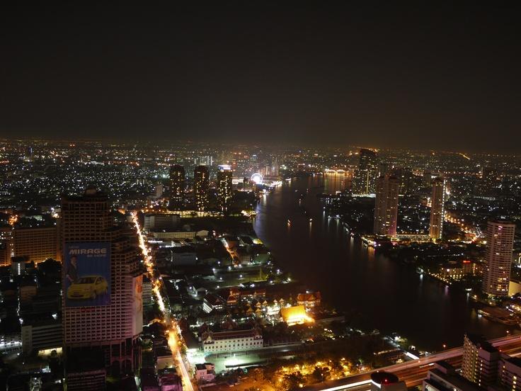 Bangkok @ night