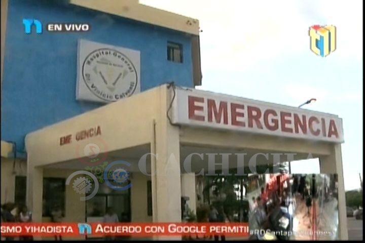 Es Operada De Emergencia La Mujer Que Fue Golpeada Brutalmente Por Su Ex Pareja