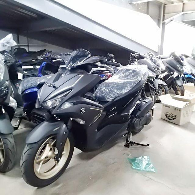Siapa Cepat Dia Gak Terlambat Sisa 1 Unit Aerox S Matte Black Motor Yamaha Motor