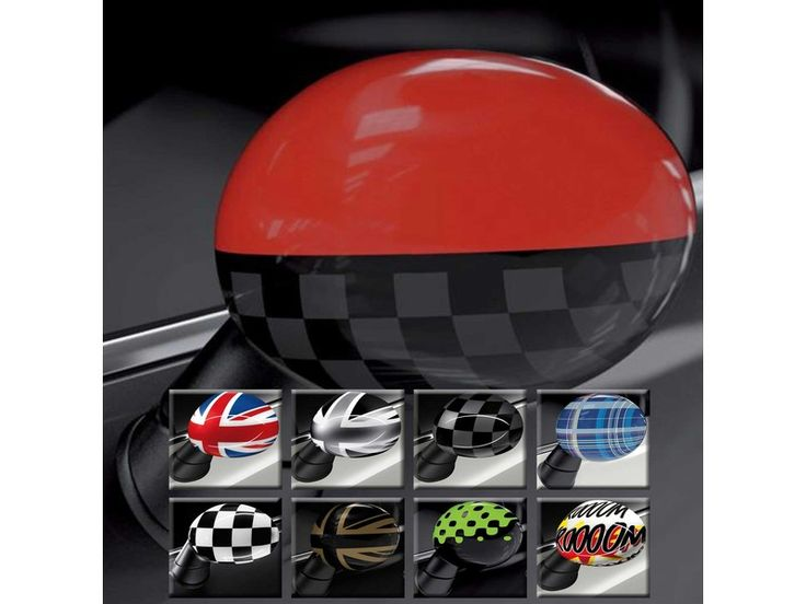 Mini Cooper Mirror Caps Covers Exterior Oem Gen3 F56 F55