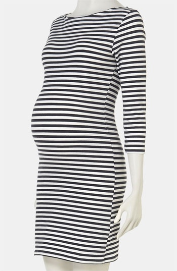 Topshop Maternity Stripe Dress | Nordstrom