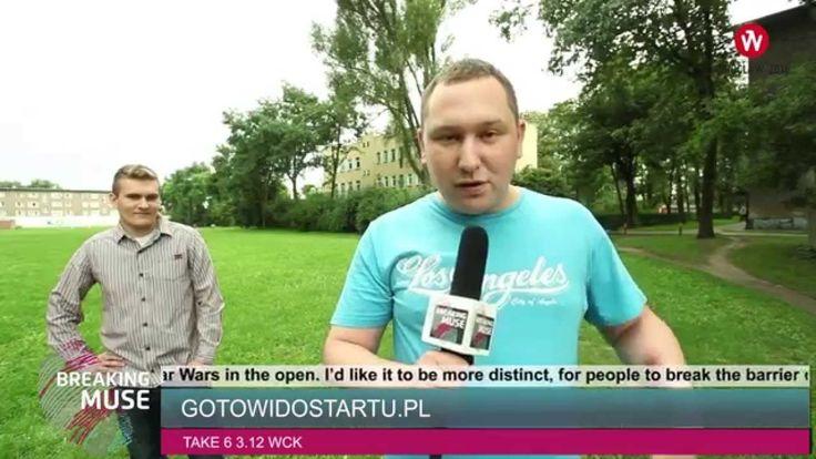 BREAKING MUSE: Gotowi do Star-tu #mikroGRANTY #Wroclaw