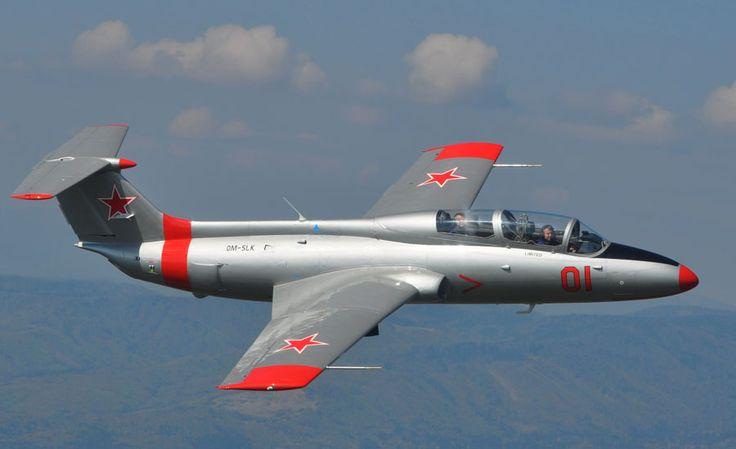Resultado de imagen para Aero L-29 Delfín