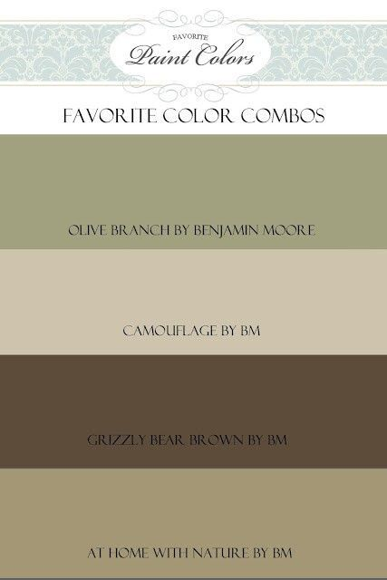 I need to find a color combo board like this so room colors transition easily to one another