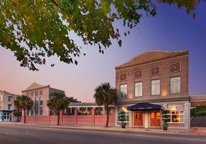 King Charles Inn; Charleston, South Carolina