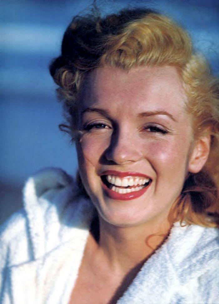 Marilyn Monroe fotky z roku 1948