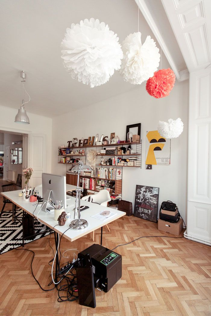 16 Beautiful and Inspiring Workspaces - NordicDesign