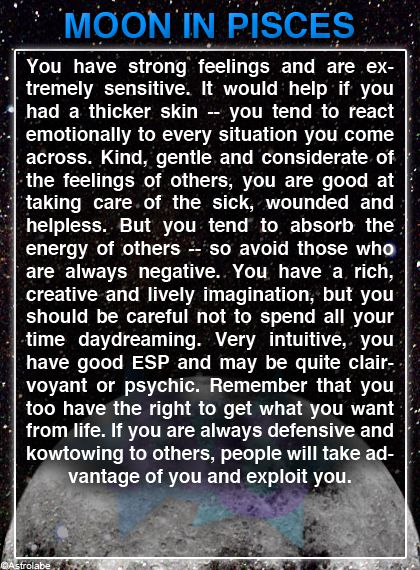 interesting...... I am a sponge, and do need to stay away from the negative