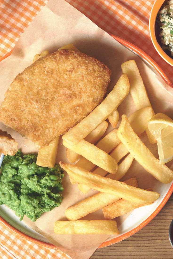 Vegan Fish And Chips Recipe With Images Vegan Fish And Chips