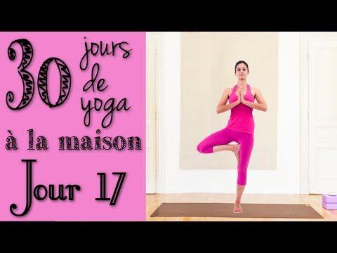 Défi Yoga - Jour 16 - Planter les graines de la gratitude, Samtosha : le contentement - YouTube