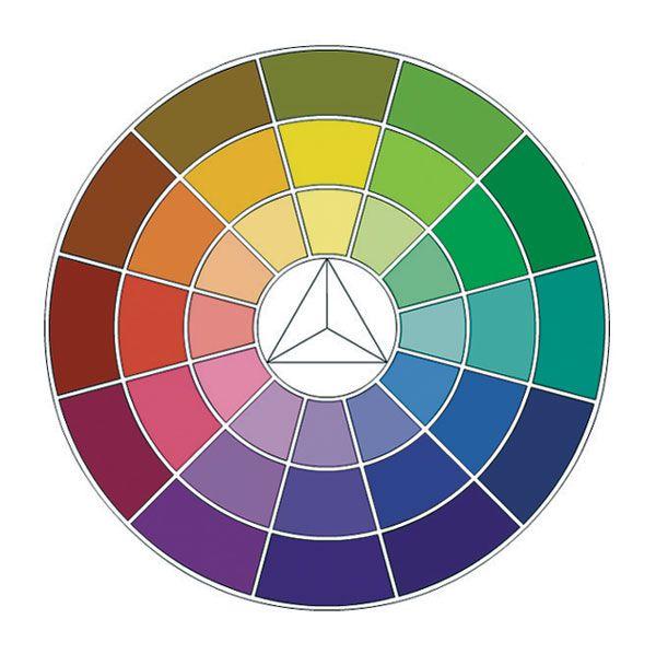 Poznáte zásadu farebného kruhu?  http://wink.sk/beauty/makeup/zasada-farebneho-kruhu.aspx