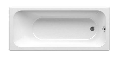 Obdélníková vana Chrome 170x75 cm, akrylát
