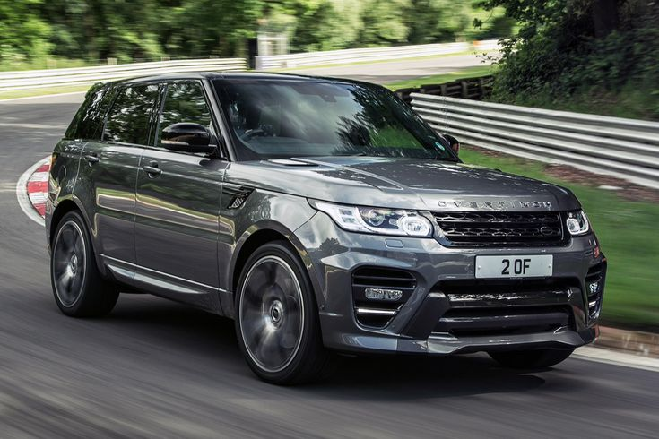 British tuning company Overfinch launches its limited-run take on the Range Rover Sport, priced from £87,995