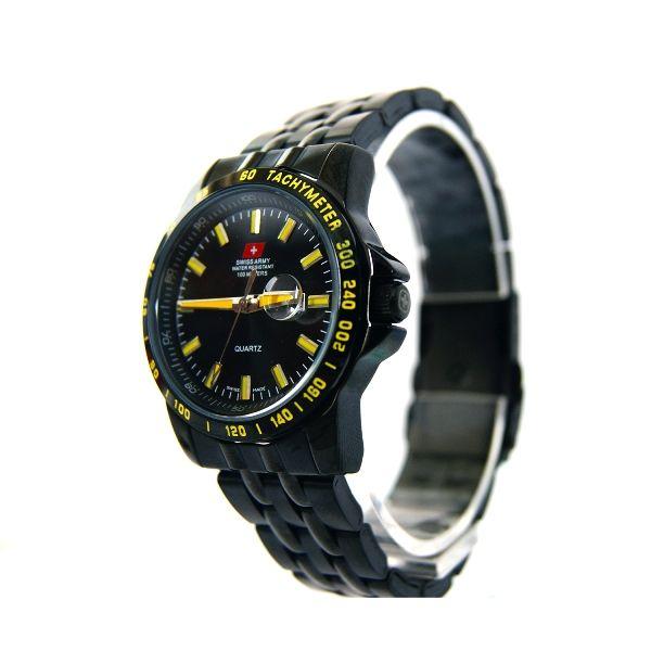 Swiss Army Ladies Sport SA HCC 1188L BL YELLOW  #jam tangan #toko belanja online fashion #toko online jam tangan #jam tangan swiss army #fastworld