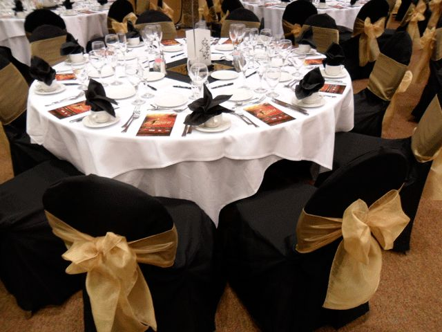 Gold Organza Bows for Chair Covers or as Table Runners in Los Angeles and  Orange County  CA. 17 Best ideas about Chair Covers For Rent on Pinterest   Wedding