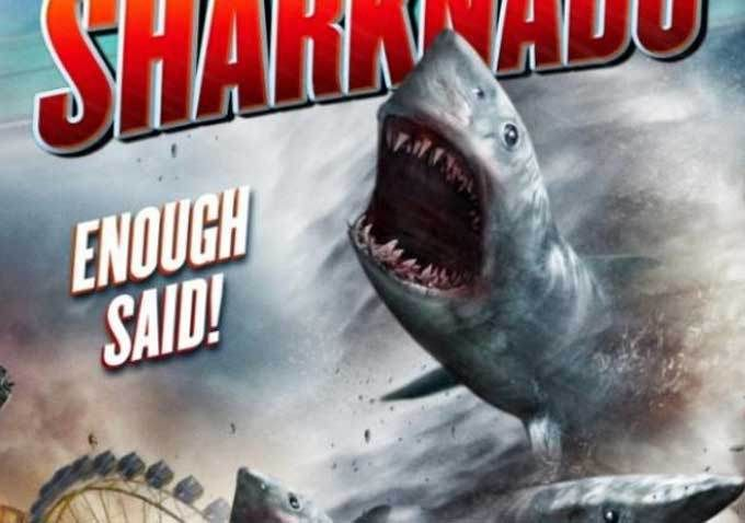 Jaimetud | Vlog: SHARKNADO Review | Geek Juice Media