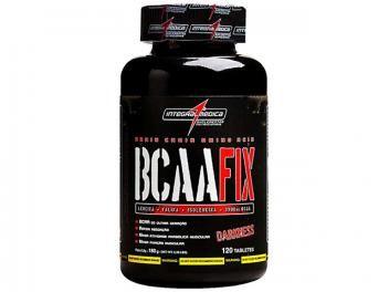 BCAA Fix Darkness 120 Tabletes - Integralmedica