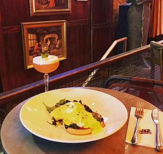 The perfect Sunday Brunch in @37dawsonstreet  #brunch #cocktails #Dublin #citycentre #GFP