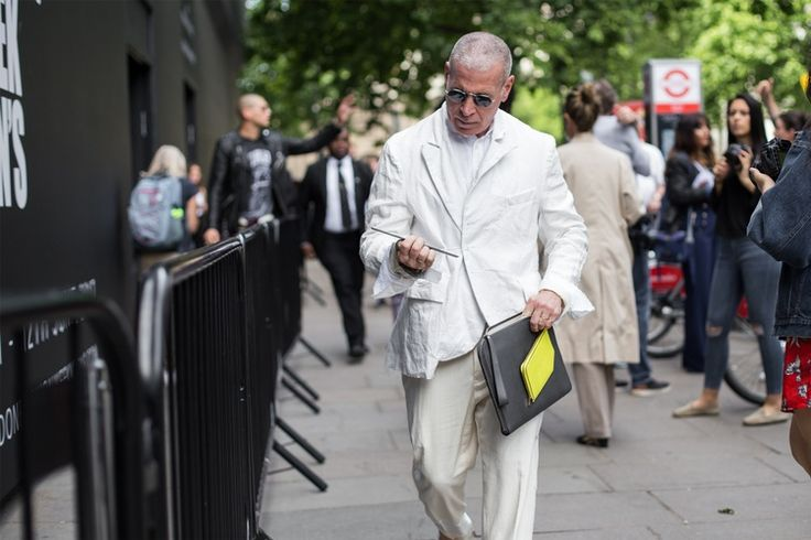 As the men's fashion week calendar starts up, join us as we hit the...