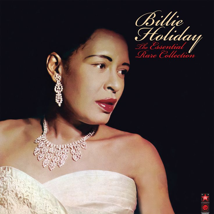 Billie Holiday   Billie Holiday – The Essential Rare Collection (LP)