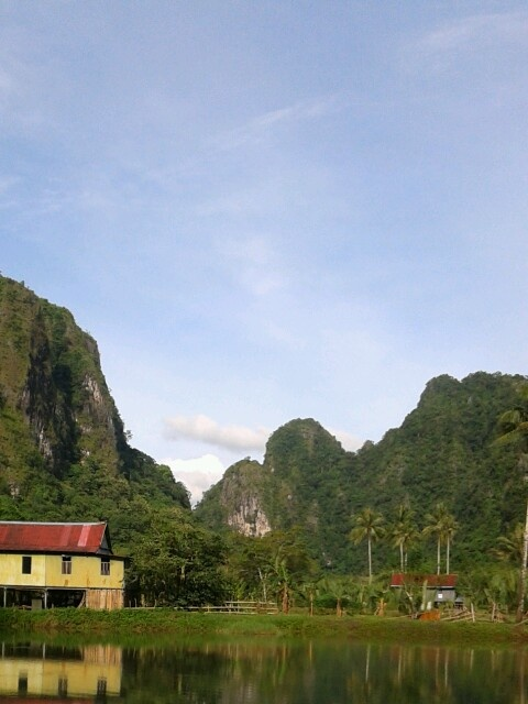 A place called ramang ramang in South Sulawesi, Indonesia. No electricity, just plain heaven.