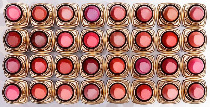 colores Bobbi Brown - Barra de labios roja