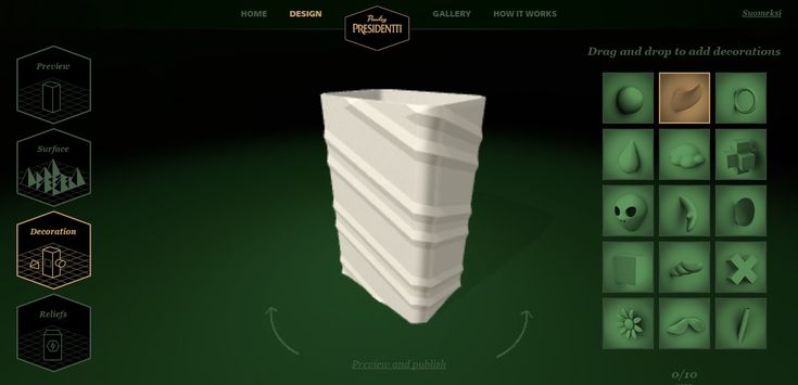 3Dプリンタを使って自分だけのオリジナルBOXを作ろう!北欧コーヒーブランドの斬新な試み | AdGang