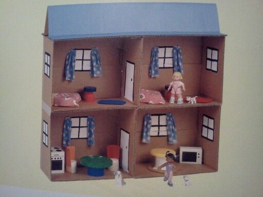 Build Your Own House Toy ~ Design Your Own Home