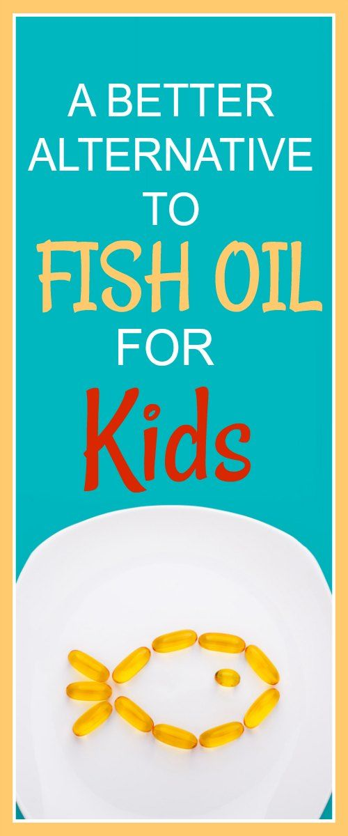 Using Fish Oil for Kids?  There Is a Better Alternative #fishoil #healthykids