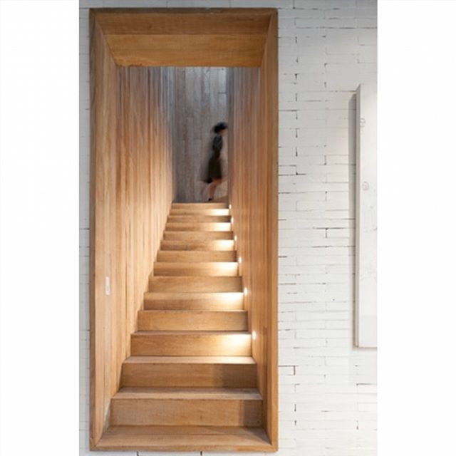 Stunning Staircase And Elevator Design Ideas: Best 25+ Wooden Staircase Design Ideas On Pinterest