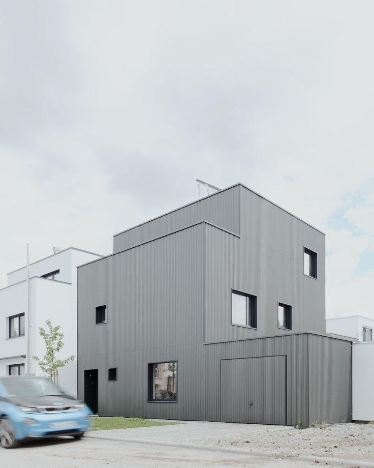 Image 8 of 17 from gallery of Haus B in Beinstein / Birk Heilmeyer und Frenzel Architekten. Photograph by Brigida Gonzalez
