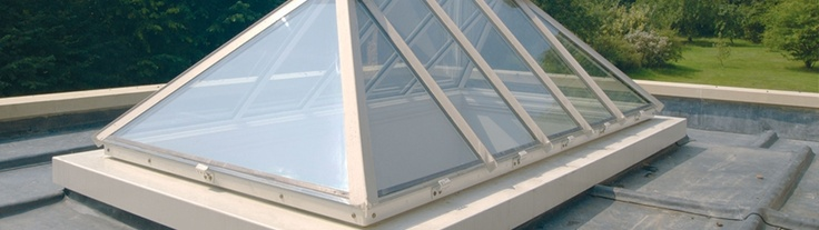Lantern Rooflight | the Rooflight Company