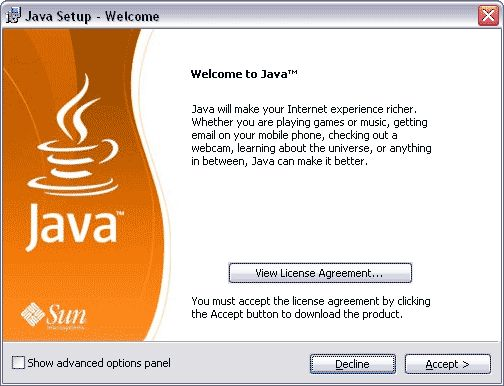 Download Java for Your PC