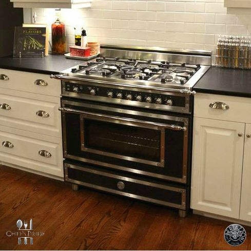#ThrowbackThursday: #Heritage: that sense of belonging to a family; of history. #Bertazzoni #Heritage: the stove with a history, and the heart of any home!