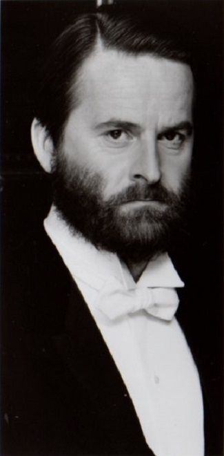 """Trevor Eve as Charles Stewart Parnell in the Mobil Masterpiece Theatre mini-series """"Parnell and The Englishwoman"""" (1991)"""