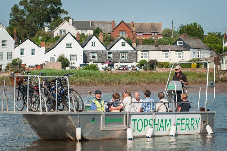 Topsham Ferry