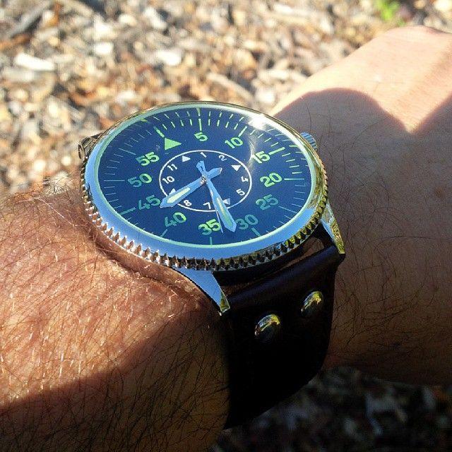 #Eaglemoss Collection, 1940's German air force #watch.  #watchgramm #timepiece  #wristgame #watchporn #wristswag #wristshot #watchfam #wristwatch #watchesofinstagram #dailywatch #watches #watchgeek #watchnerd #style #instadaily #instagood #igers @wristporn @watchhobby @watchgramm #TagsForLikes @TagsForLikes #instagood #me  #follow #photooftheday #picoftheday #instadaily #swag #TFLers #fashion #instalike