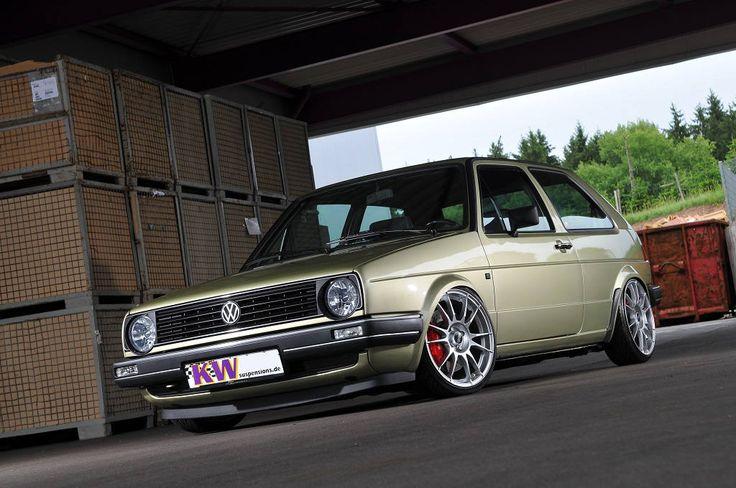 VW Golf #cars #wheels #tyres @alloywheels