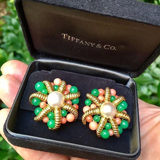 Best 25 Tiffany Earrings Ideas On Pinterest Tiffany And