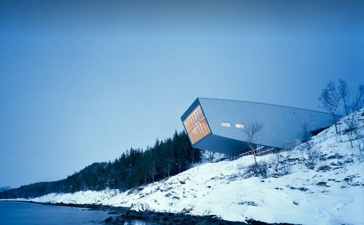 Petter Dass Museum   Snøhetta
